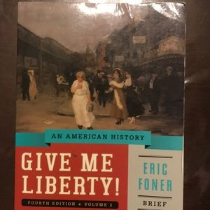 Other - Give me liberty (4th edition; VOL 2)